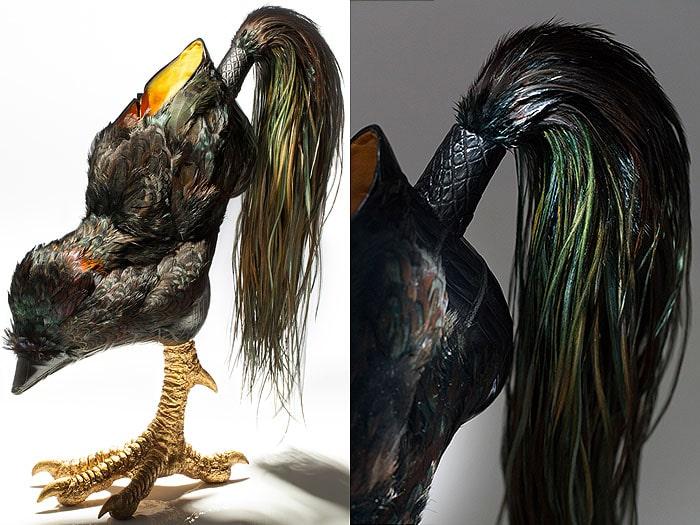 Masaya Kushino bird shoes 4