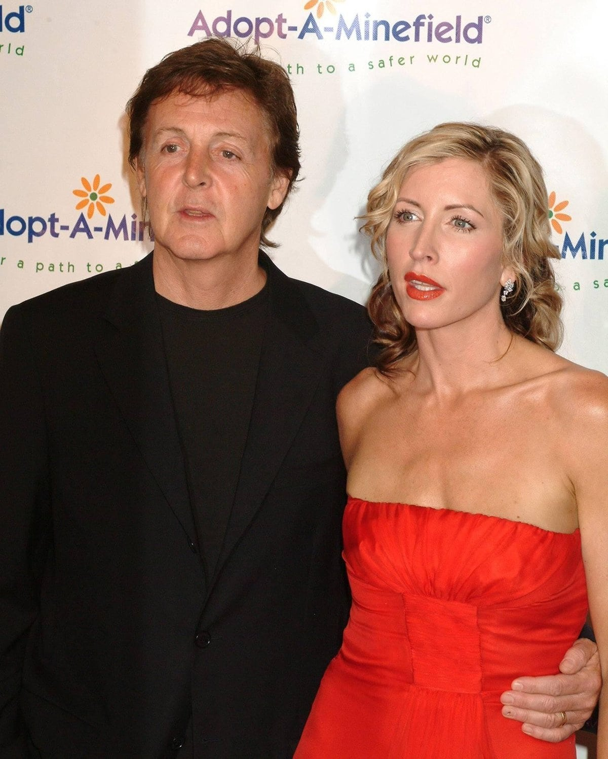 Paul McCartney and Heather Mills were married from 2002 until 2008