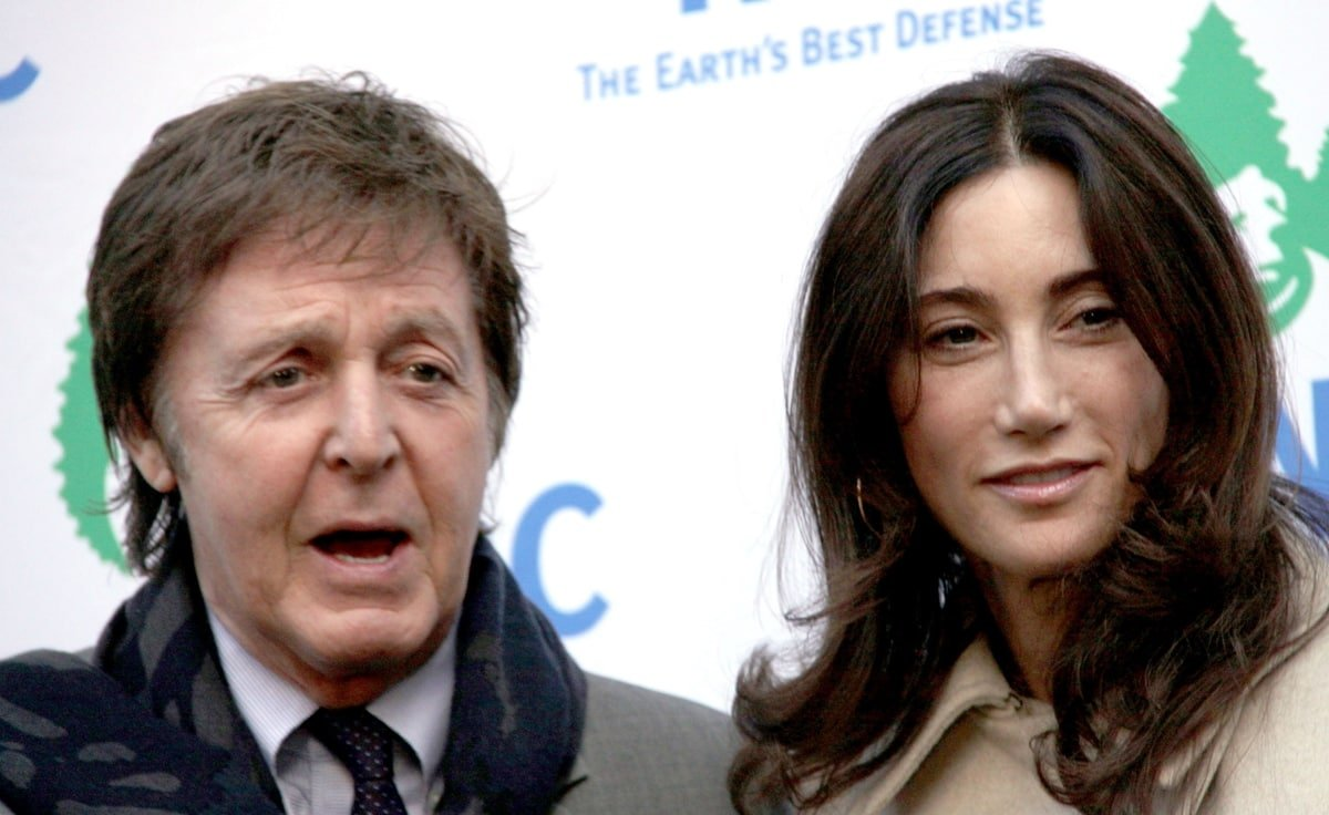 Dating since 2007, Paul McCartney is 18 years older than his wife Nancy Shevell