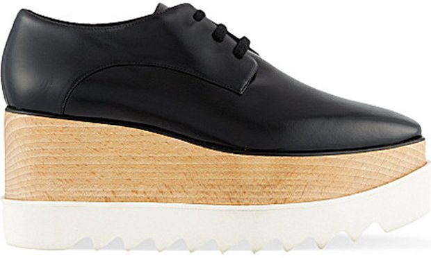 "Stella McCartney ""Paul"" Platform Oxford Shoes"