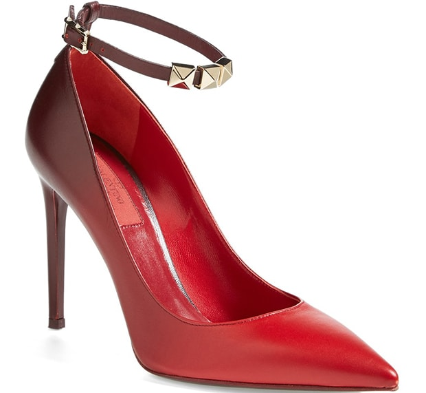 Valentino Rouge Absolute Pumps