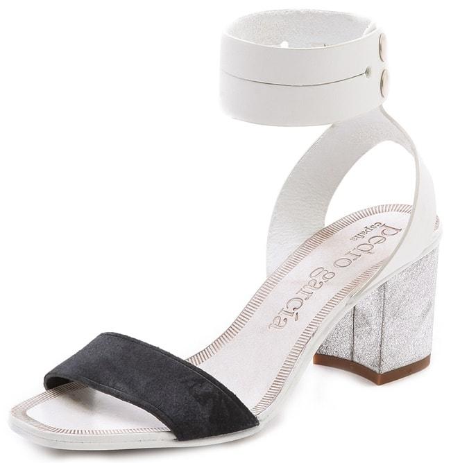 "Pedro Garcia ""Xola"" Ankle-Strap Sandals"