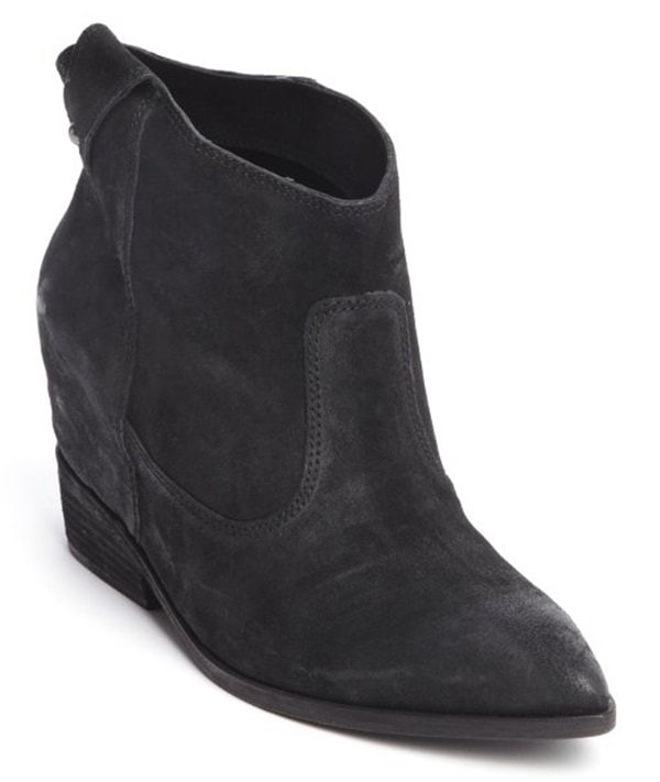 "BELLE by Sigerson Morrison ""Kyeran"" Boots in Black"