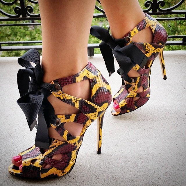 """Brian Atwood """"Adelia"""" Sandals"""