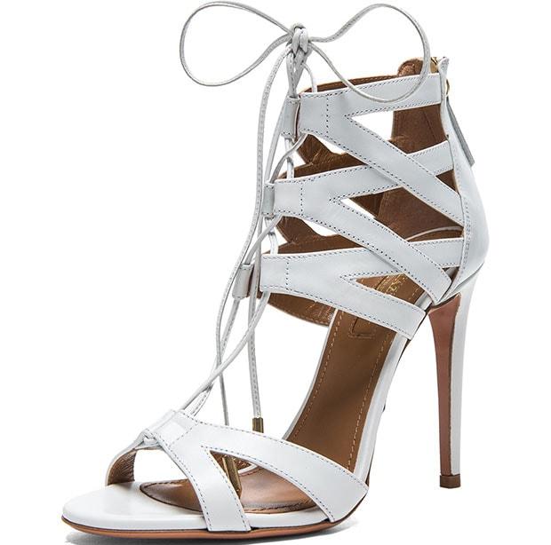 """Aquazzura """"Beverly Hills"""" Sandals"""