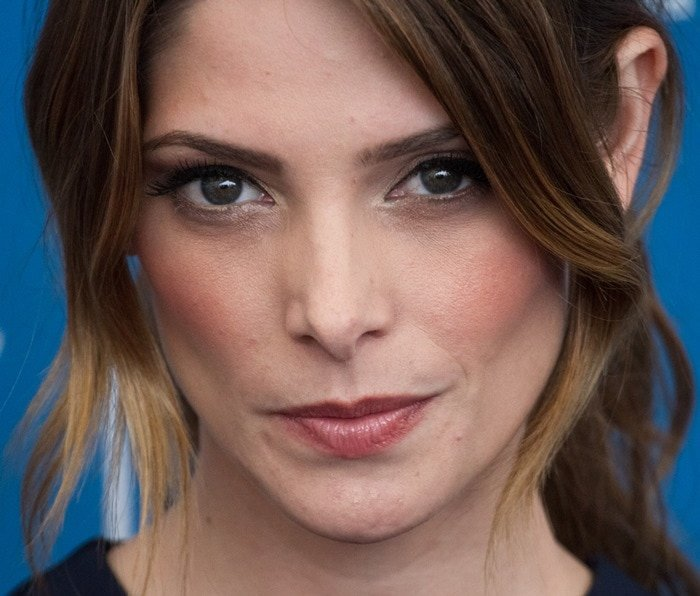 Ashley Greeneattended a photo call for her new film, Burying the Ex, during the 2014 Venice Film Festival