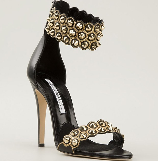 Brian Atwood Abell Sandals