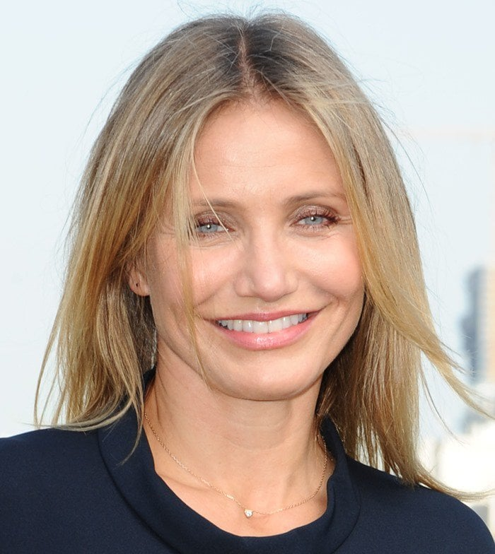 Cameron Diaz says she tried Botox and that it changed her face