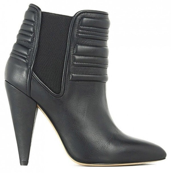 "IRO ""Klara"" Ankle Boots in Black"