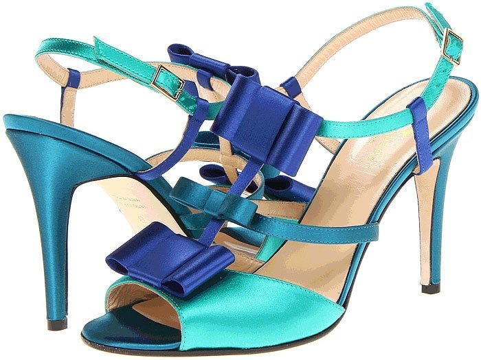 """Kate Spade New York """"Ivy"""" Bow Sandals"""