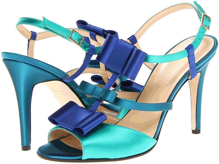 "Kate Spade New York ""Ivy"" Bow Sandals"
