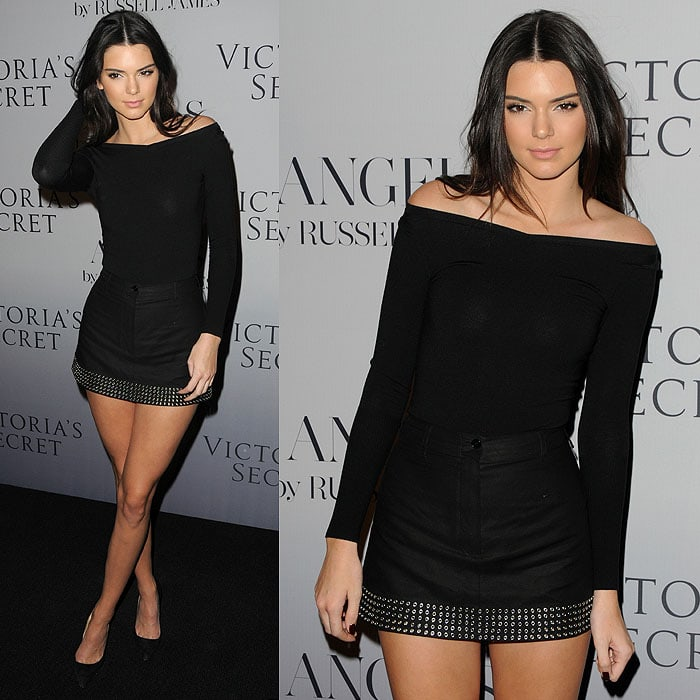 Kendall Jenner Russell James Angel book 1