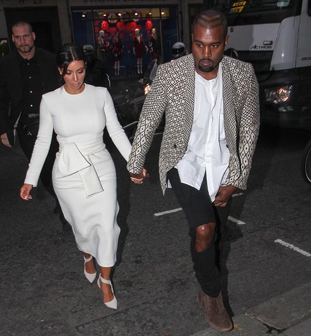 Kim-Kardashian-Kanye-West-at-Hakkasan-Restaurant