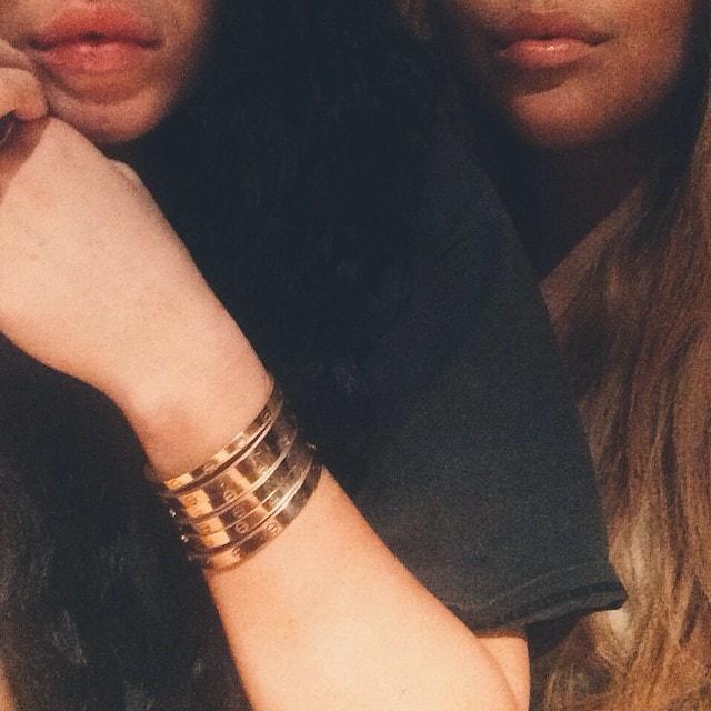 Kylie Jenner big lips