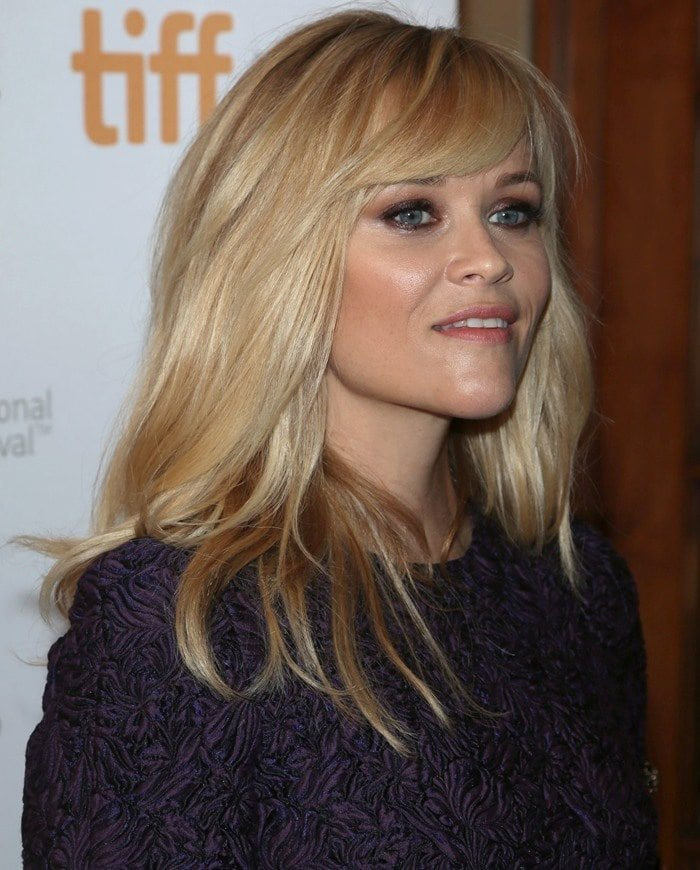 Reese Witherspoon at the 'The Good Lie' premiere at the Toronto International Film Festival