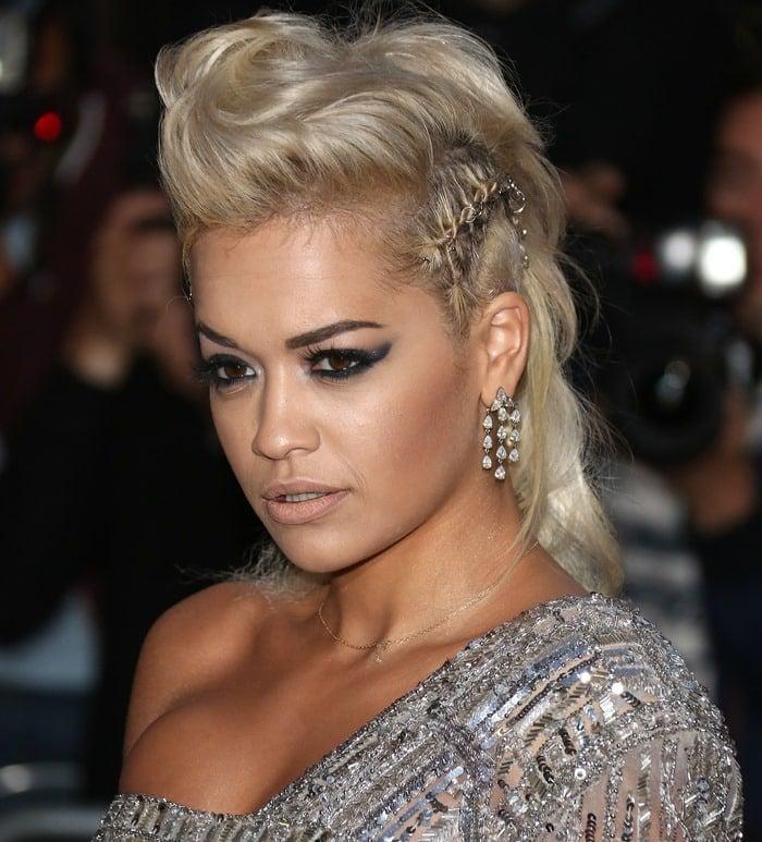 Rita Ora at the GQ Men of the Year Awards