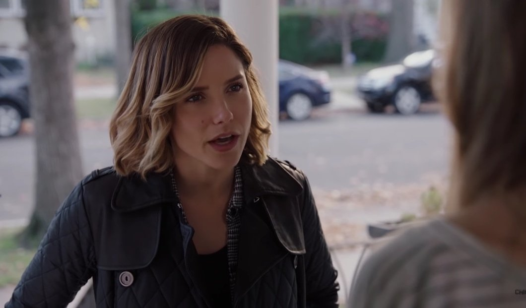 "Sophia Bush left after four seasons on Chicago P.D. after a"" consistent onslaught barrage of abusive behavior"""