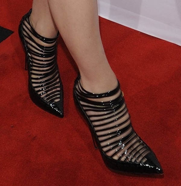 alice eve before we go shoe