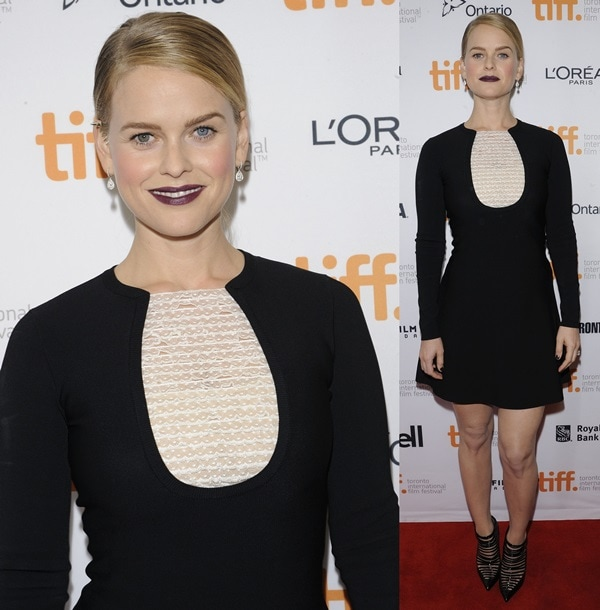 alice eve before we go