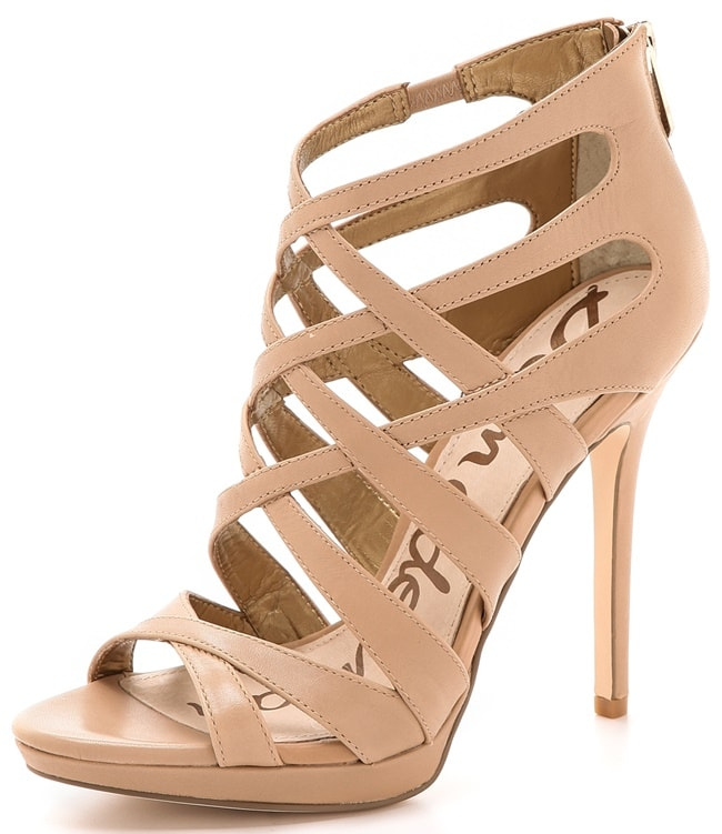 sam edelman criss cross erin sandals