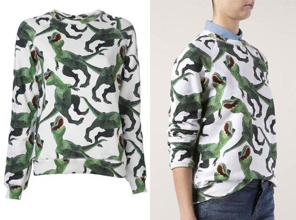 Au Jour Le Jour Dino Sweatshirt