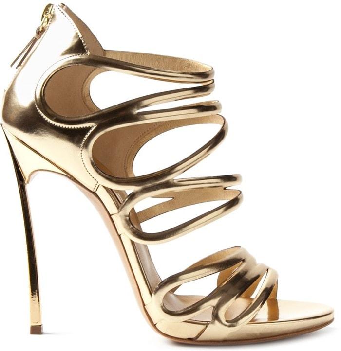 Casadei Blade Sandals