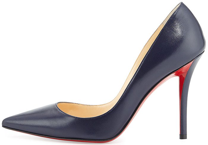 Christian Louboutin Apostrophy Pumps