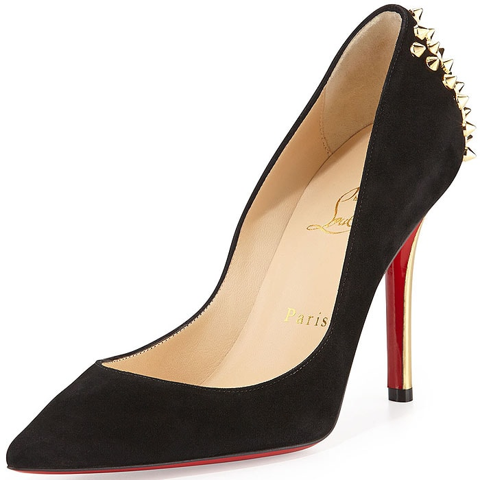 Christian Louboutin Zappa Spike Heel Pumps