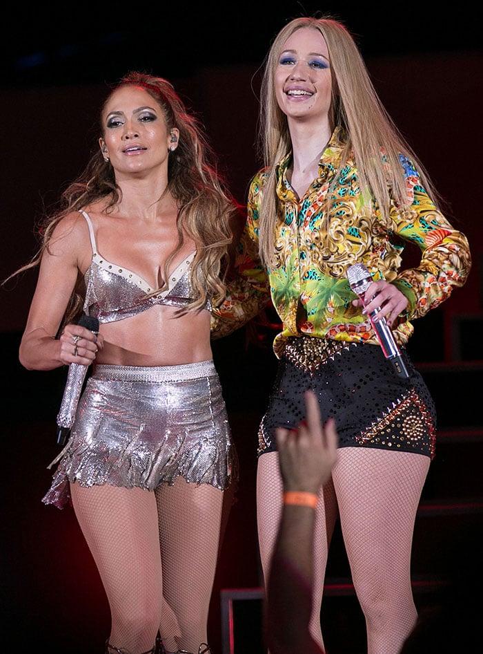 Jennifer Lopez Gets Bootilicious In Sophia Webster