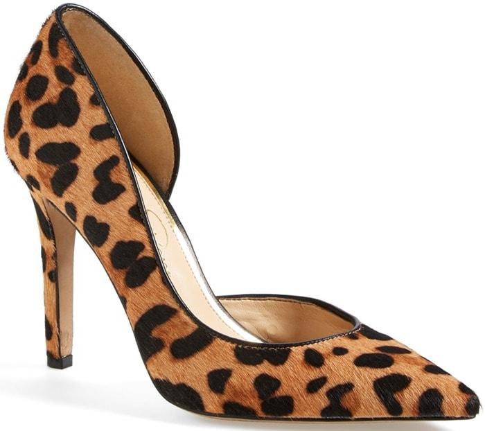 Jessica Simpson Claudette Leopard Pumps
