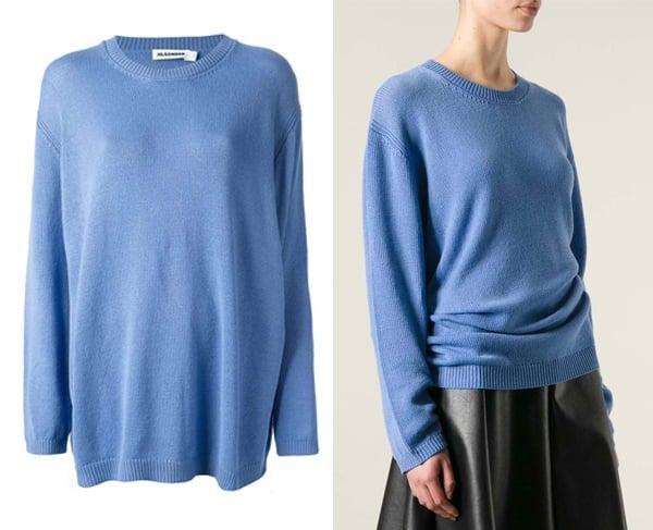 Jil Sander Fine Knit Sweater