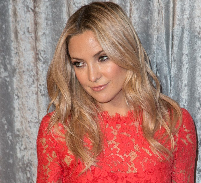 Kate Hudson at the IWMF Courage in Journalism Awards