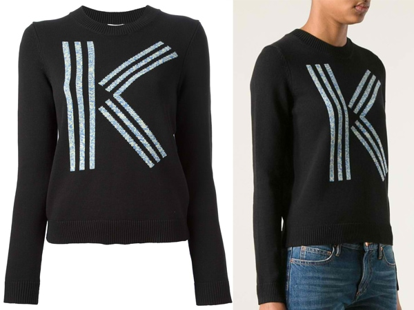 Kenzo-Logo-Sweater