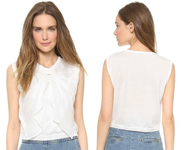 How To Wear A Pussy Bow Blouse 5 Chic Outfit Ideas