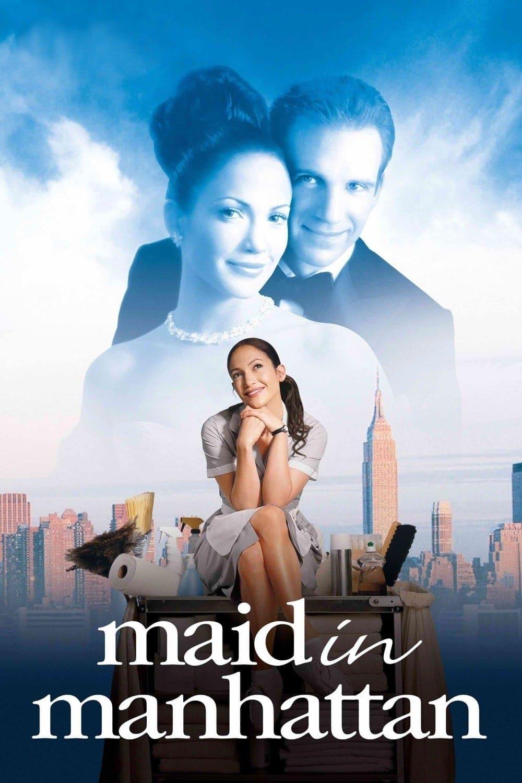 Jennifer Lopez was 32 and Ralph Fiennes 39 when filming Maid in Manhattan