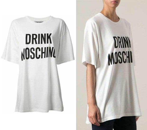 Moschino Oversize T-shirt