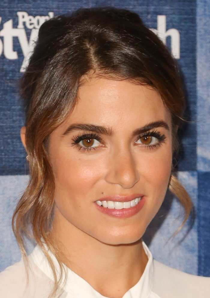 Nikki Reed at the 4th People StyleWatch Annual Denim Awards Issue party