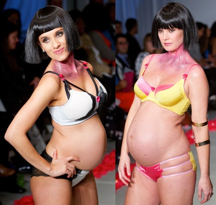 Lingerie Fashion Week Spring/Summer 2015