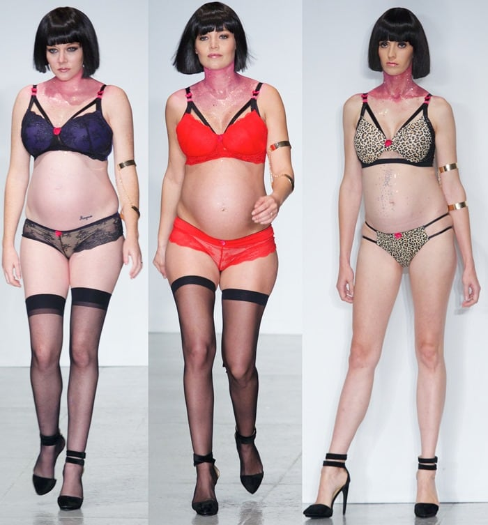 Lingerie Fashion Week Spring/Summer 2015
