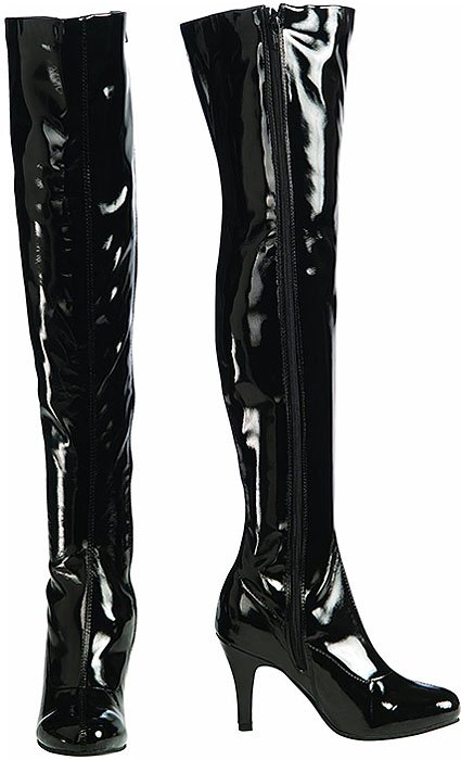 Secret Wishes Thigh High Boots