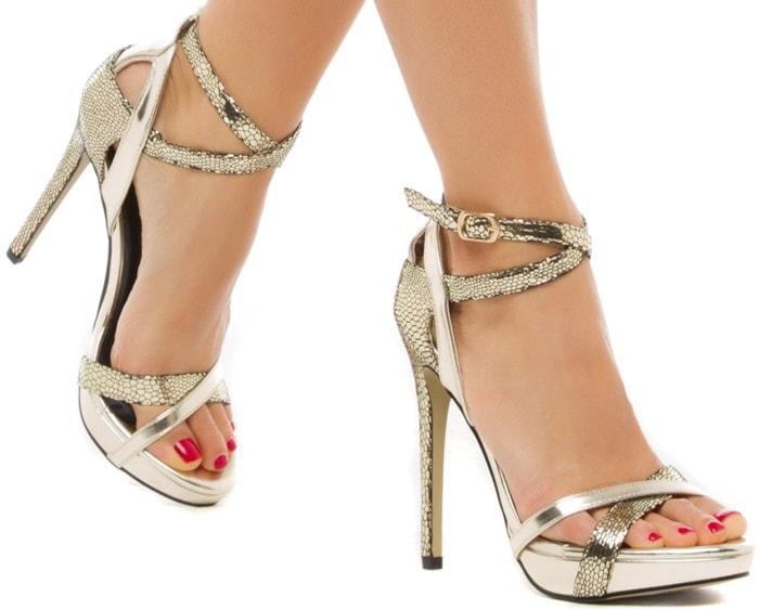 """""""Shenice"""" Sandals"""