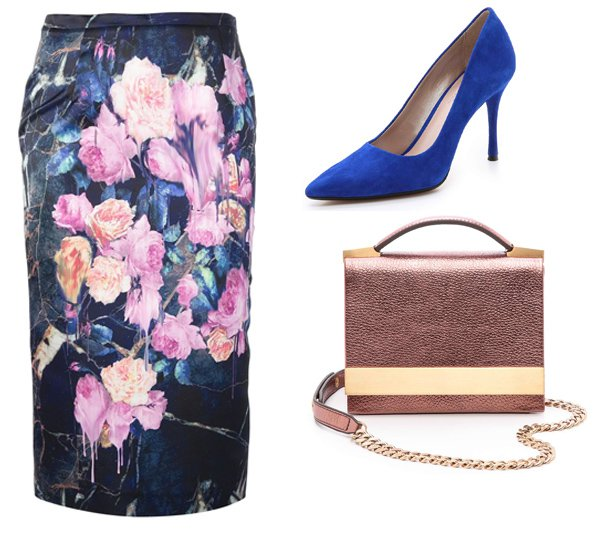 Vanessa White inspired outfit