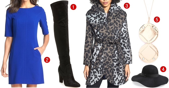 leopard on thigh boots style how wear