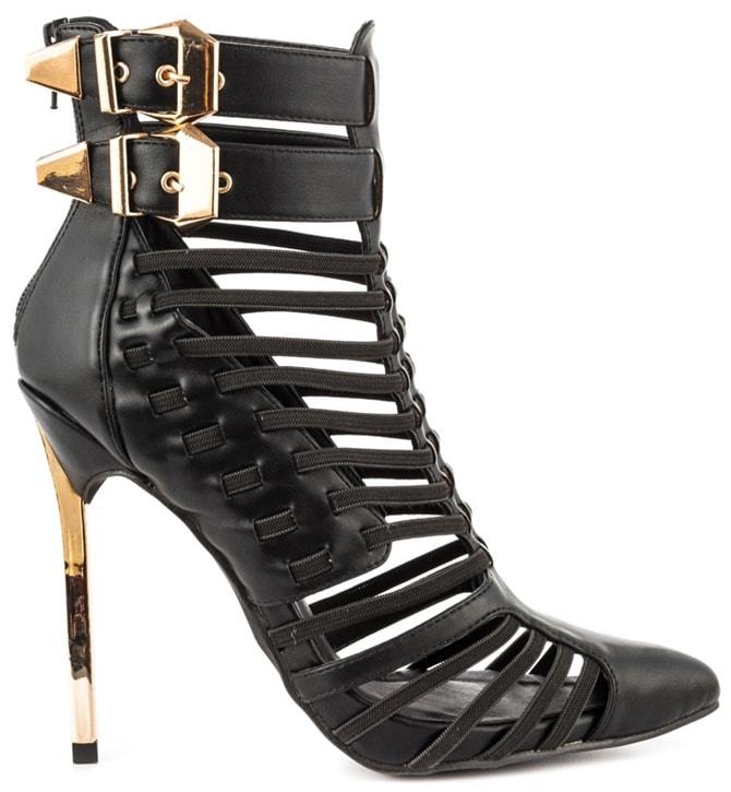 "Privileged ""Gabriella"" Boots"
