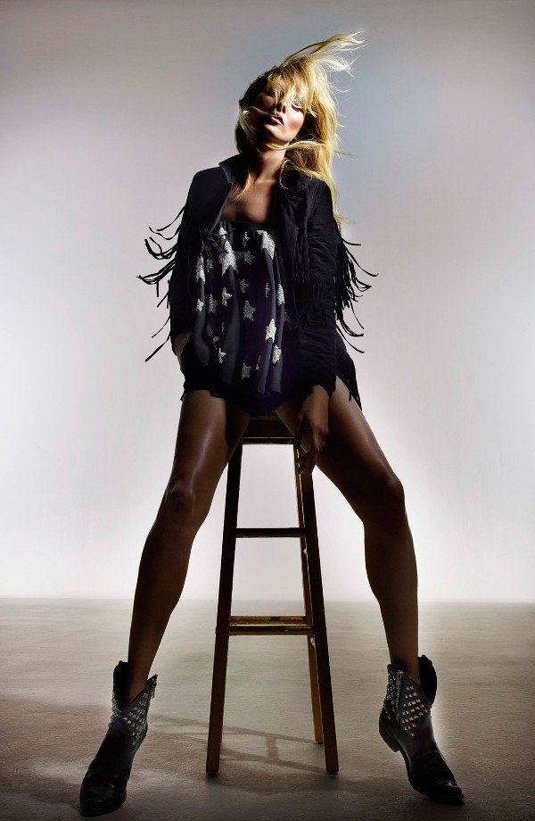 Kate Moss's Topshop Collaboration
