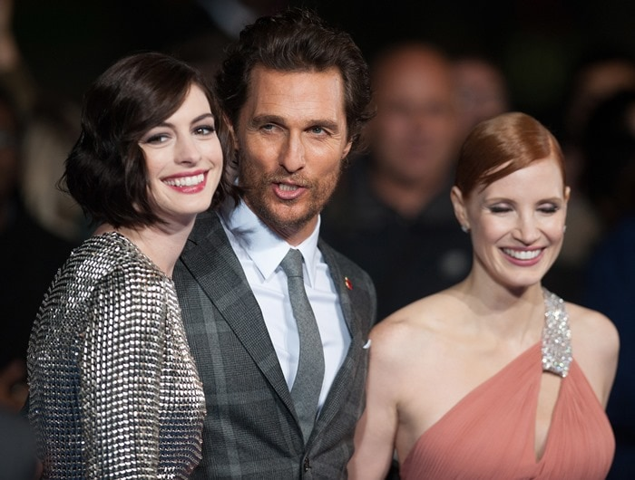 UK Premiere of 'Interstellar'