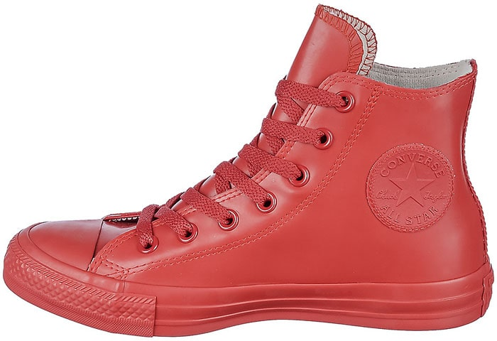 Converse Chuck Taylor All Star Waterproof Rubber Rain Sneakers 2