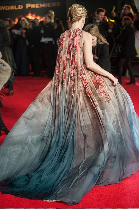 'The Hunger Games: Mockingjay Part 1' world premiere