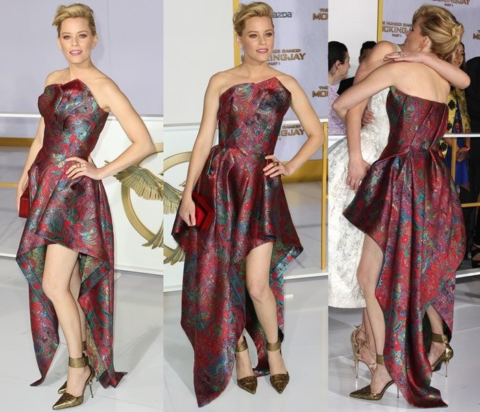 Los Angeles Premiere - 'The Hunger Games: Mockingjay - Part 1'