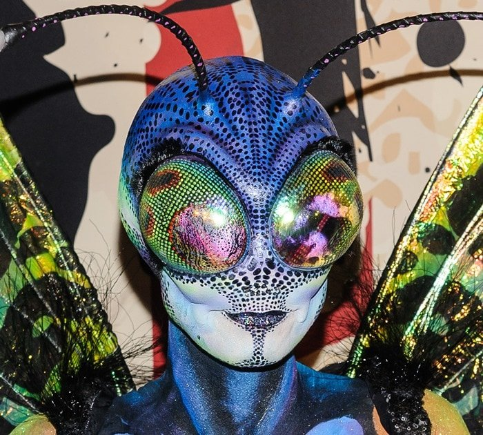 Heidi Klum's 15th Annual Halloween Party at TAO Downtown on October 31, 2014